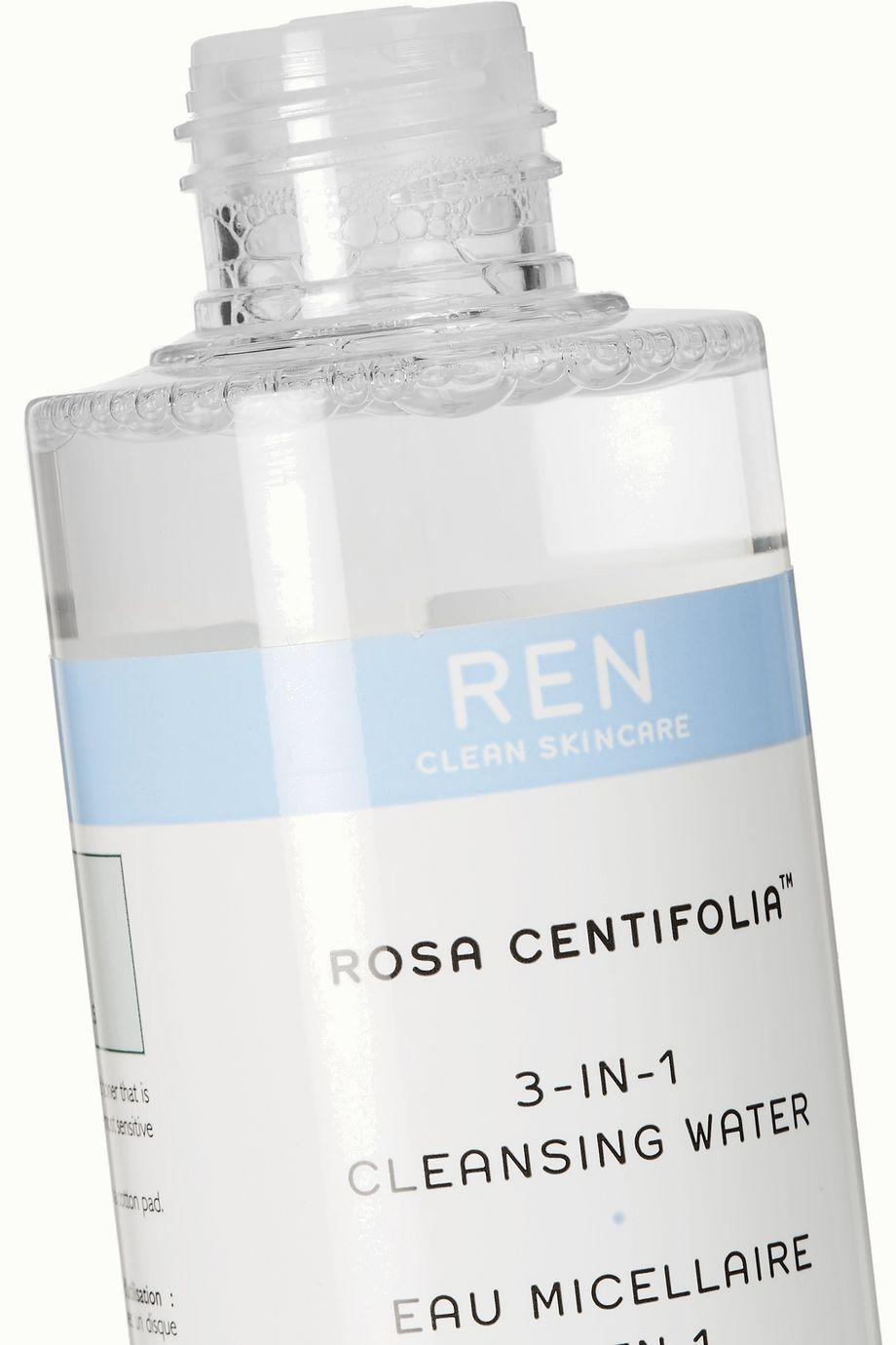 REN Clean Skincare Rosa Centifolia 3-in-1 Cleansing Water, 200ml