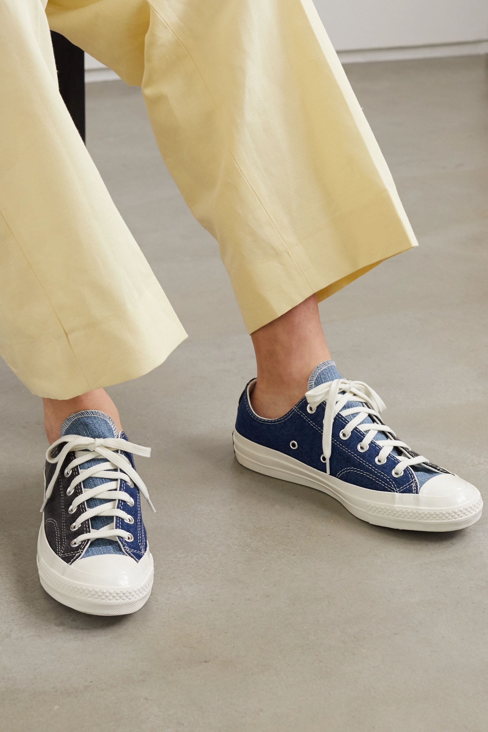 Chuck Taylor All Star 70 denim sneakers