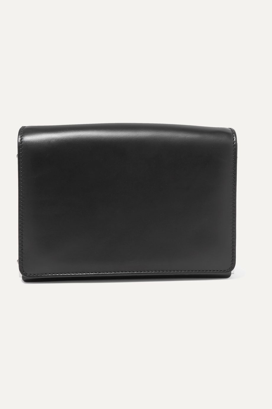 Serapian Gemma leather clutch