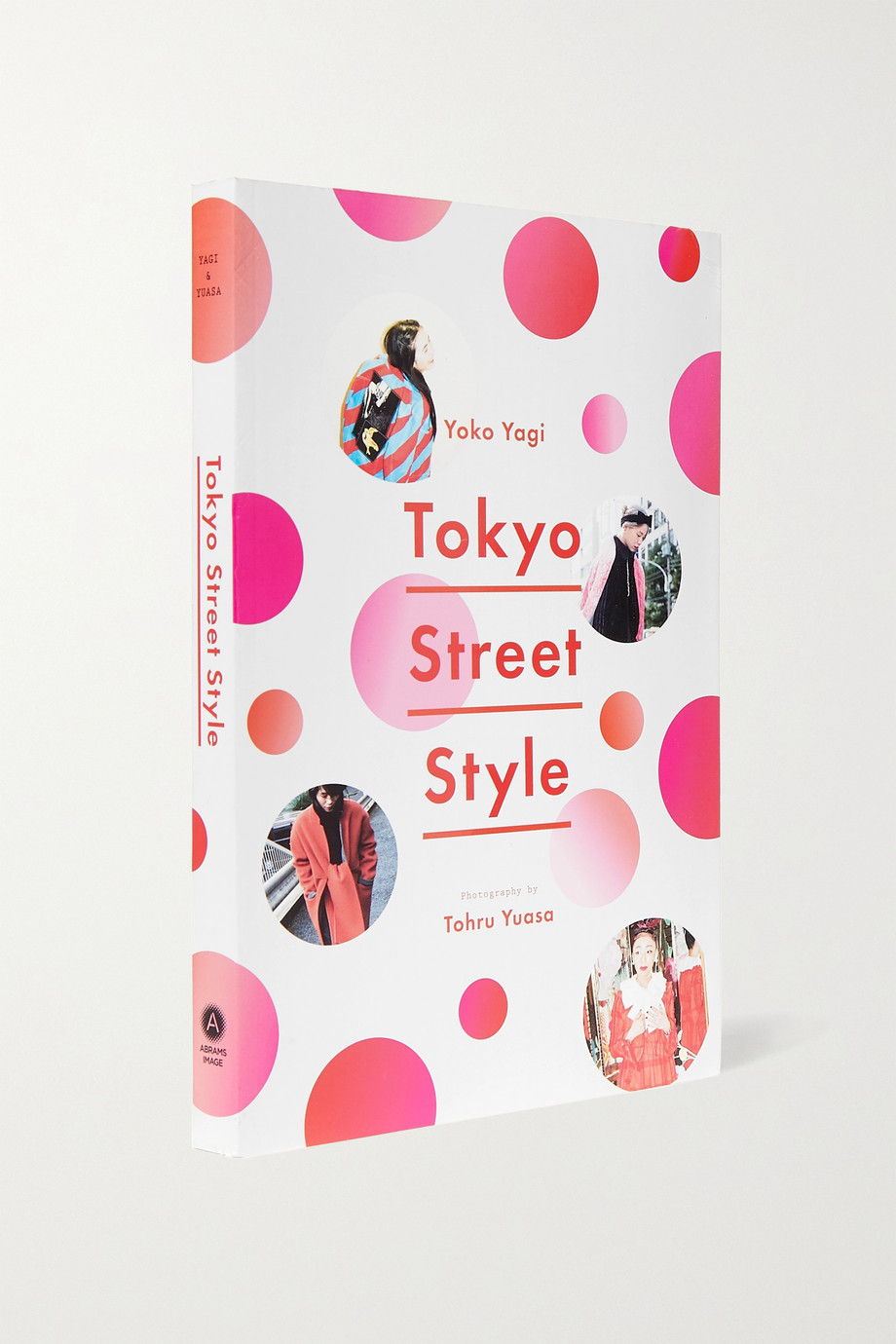 Abrams Tokyo Street Style paperback book