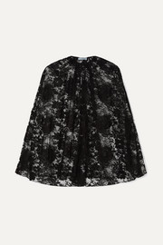 Prada Lace cape