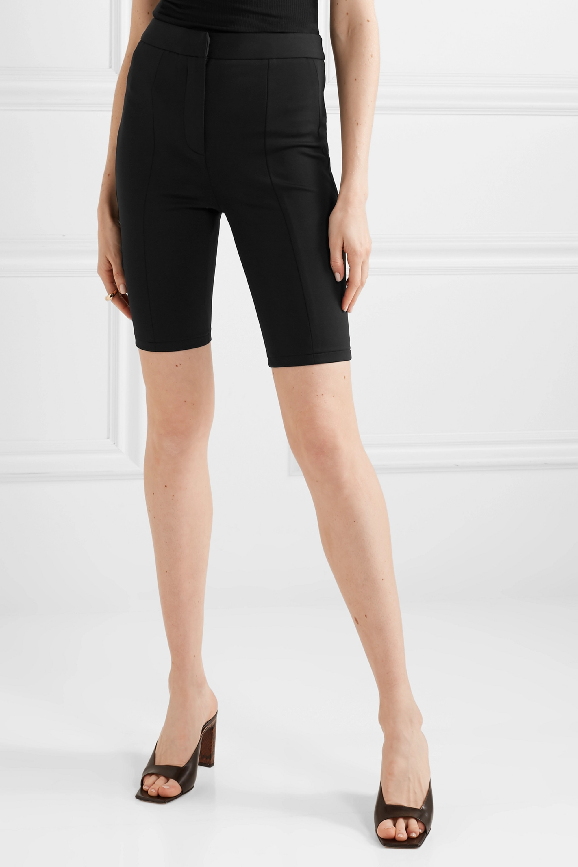 Tibi Stretch-woven shorts