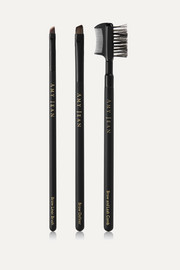 Brow Essentials Brush Trio