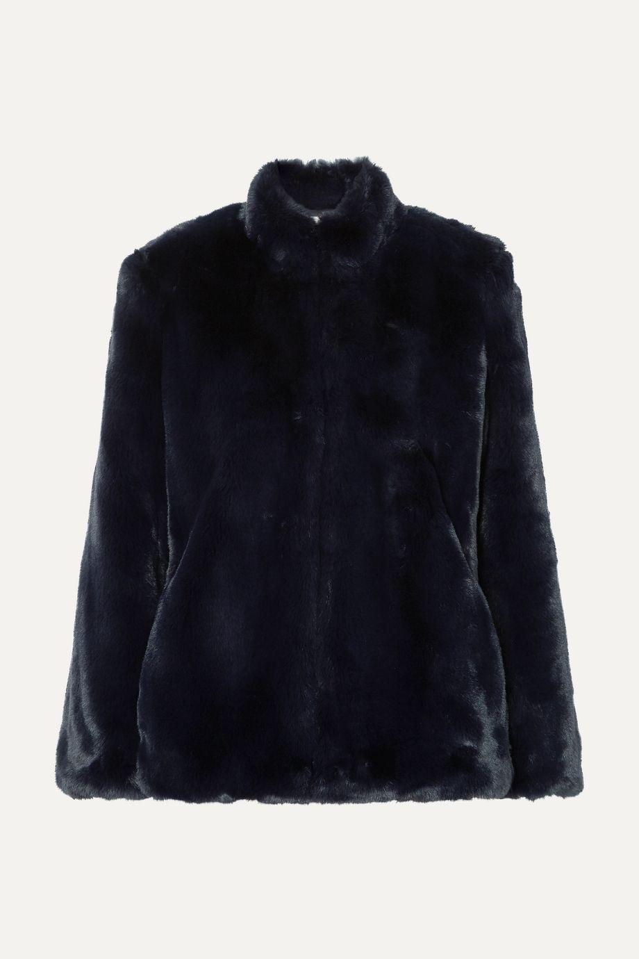 Cefinn Orla faux fur coat