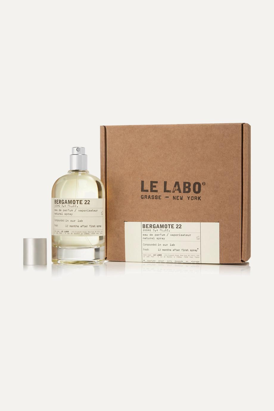 Le Labo Bergamote 22, 100 ml – Eau de Parfum