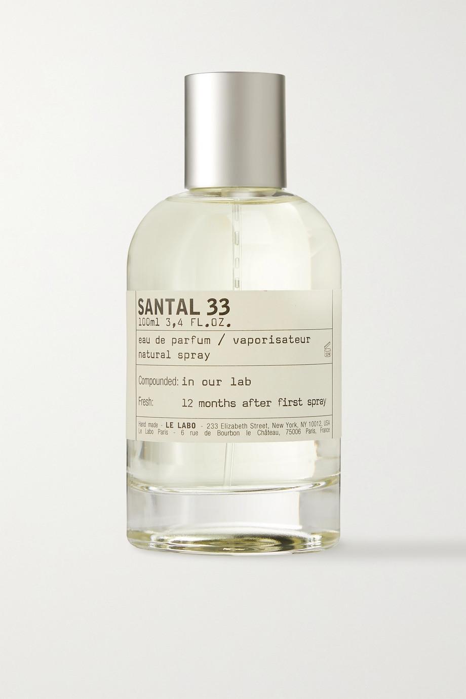 Le Labo Eau de parfum Santal 33, 100 ml