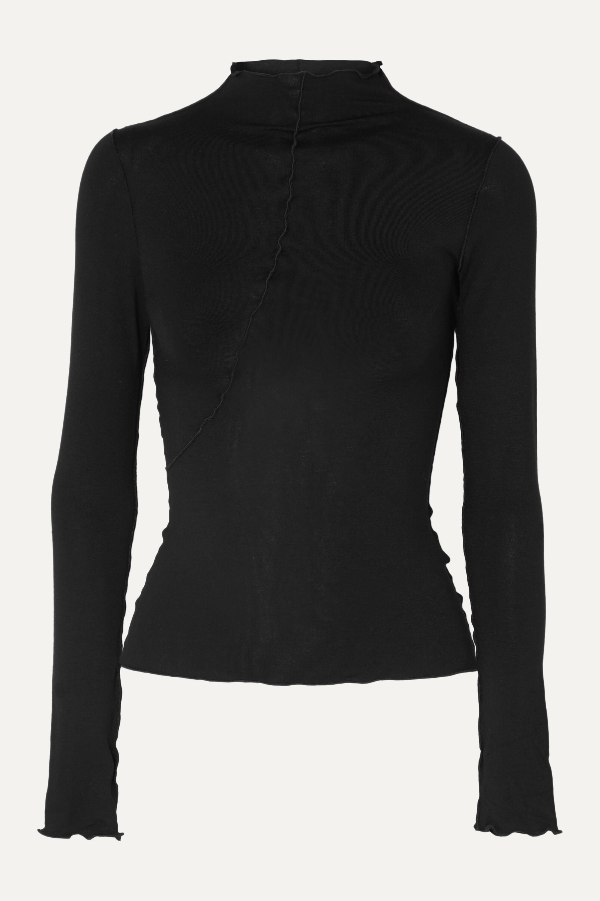 The Line By K Zane stretch-jersey turtleneck top
