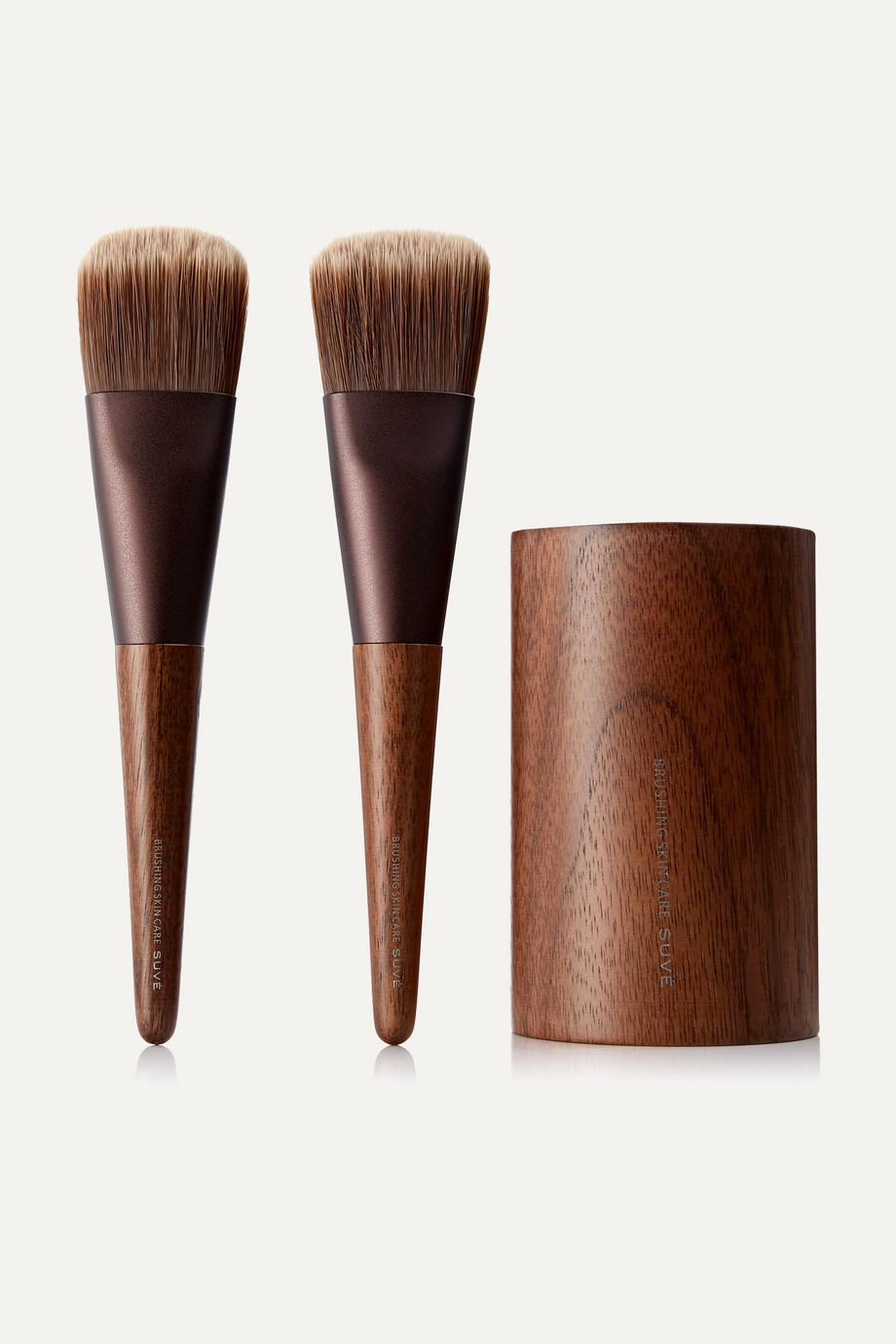 SHAQUDA Suvé Naderu Brush and Stand Set