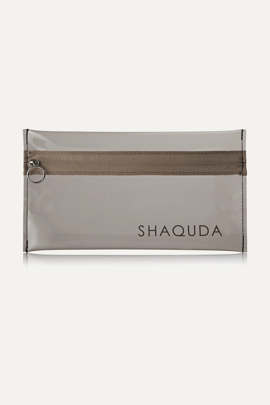 SHAQUDA Printed PVC brush case