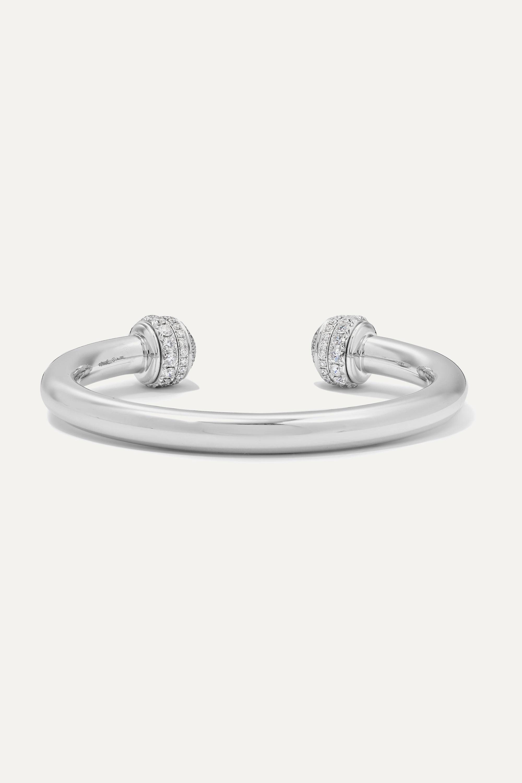Piaget Bracelet en or blanc 18 carats et diamants Possession