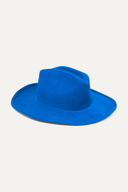 CLYDE Wool-felt hat