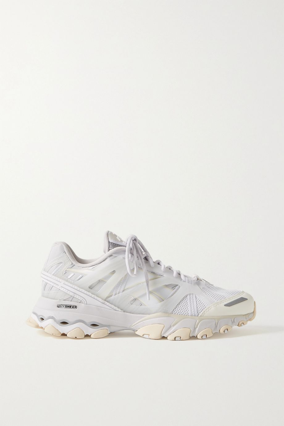 Reebok DMX Trail Shadow mesh, leather and rubber sneakers