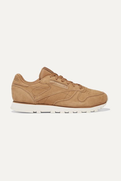 Classic Suede Sneakers by Reebok