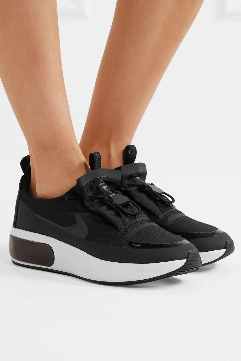 Nike Air Max Dia Winter ripstop sneakers
