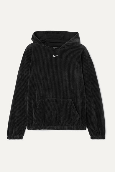 nike hoodie velour