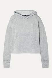 Nike Element striped Dri-FIT hoodie