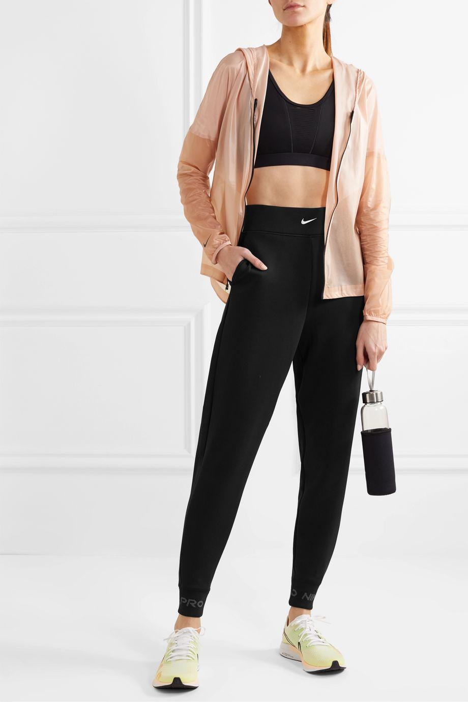 Nike Pro fleece track pants