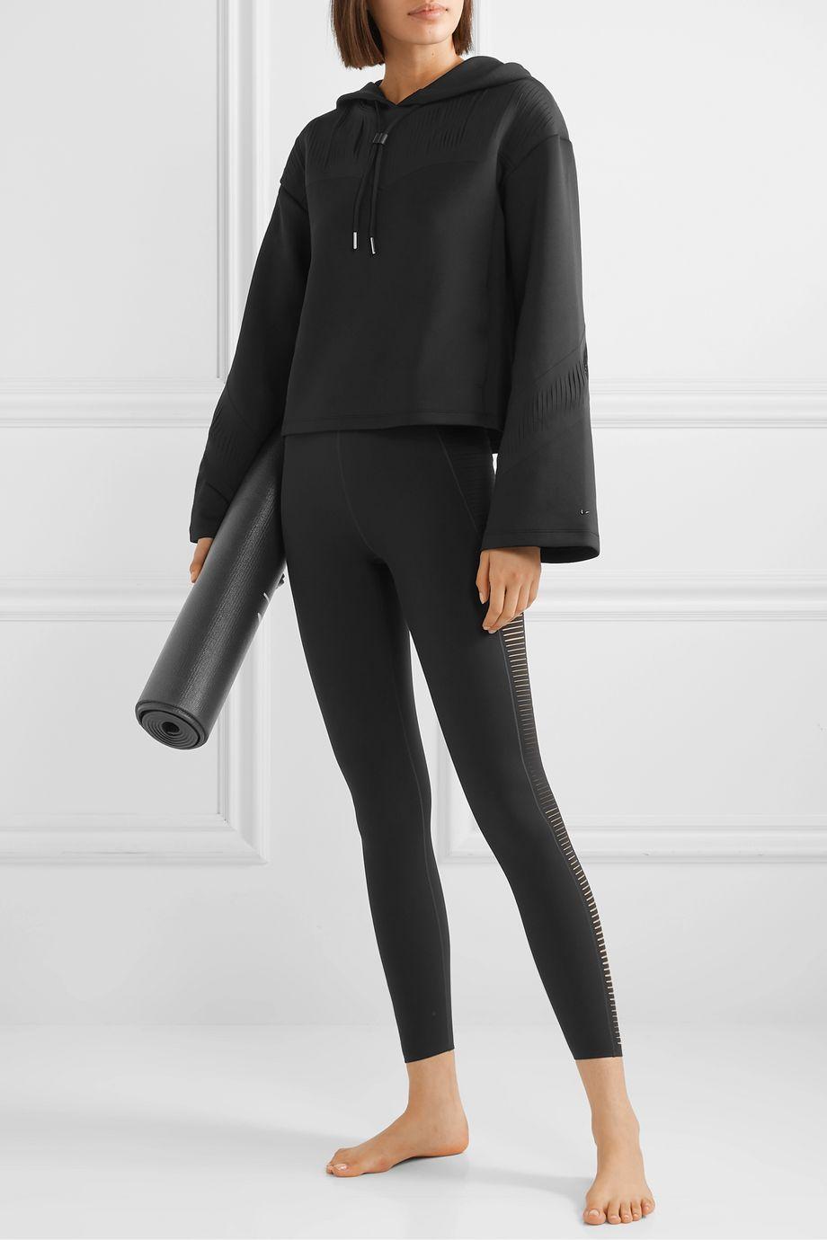 Nike Laser-cut Dri-FIT leggings