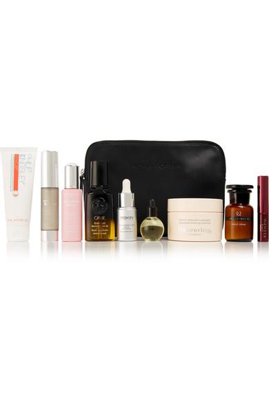 NET-A-PORTER | Net-A-Porter Beauty - Jet-A-Porter Beach Escape Beauty Kit - One Size | Goxip
