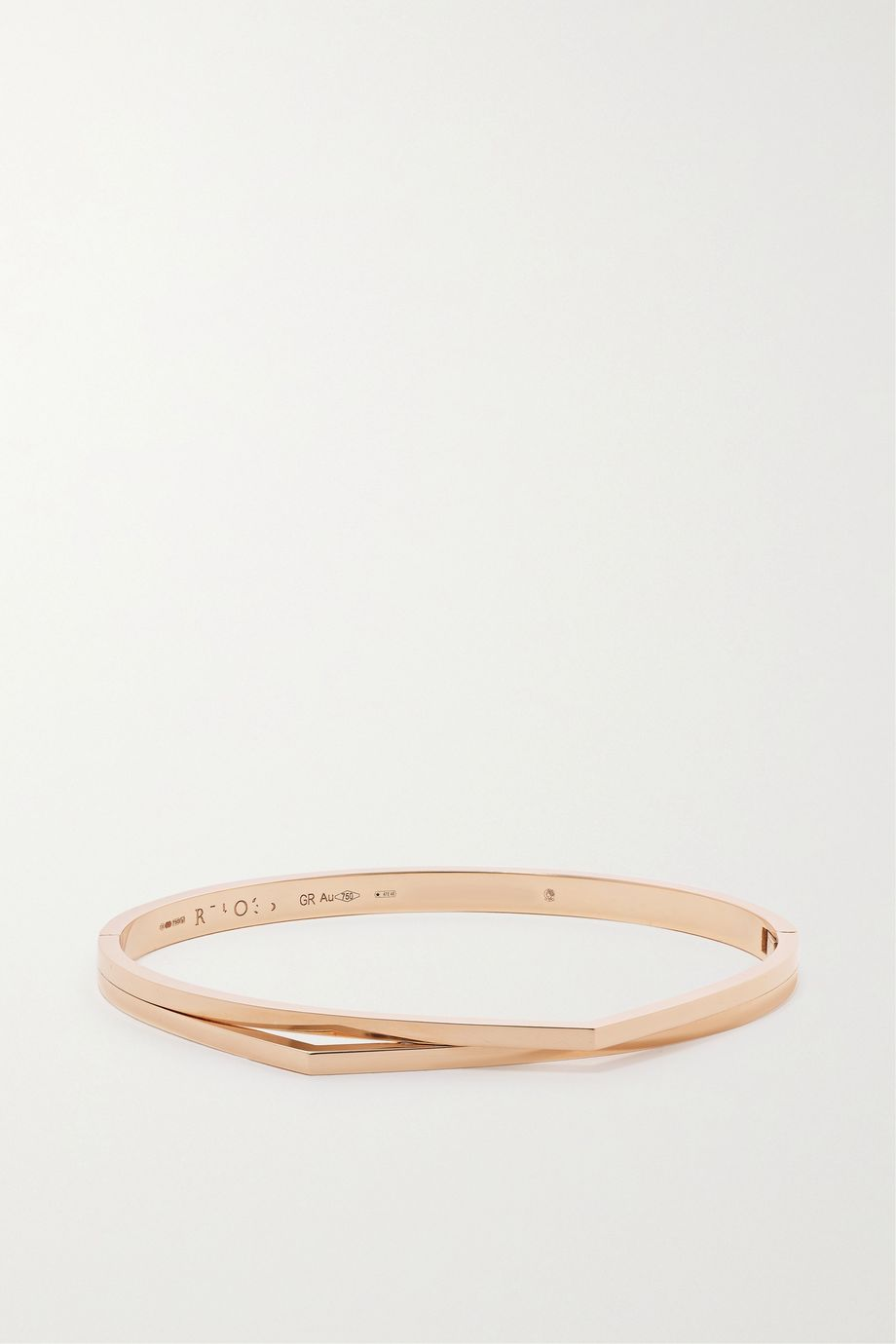 Repossi Antifer 18-karat rose gold bracelet
