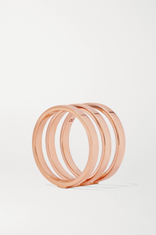 Repossi Berbère 18-karat rose gold ring