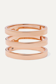 Repossi Berbère 18-karat rose gold ring