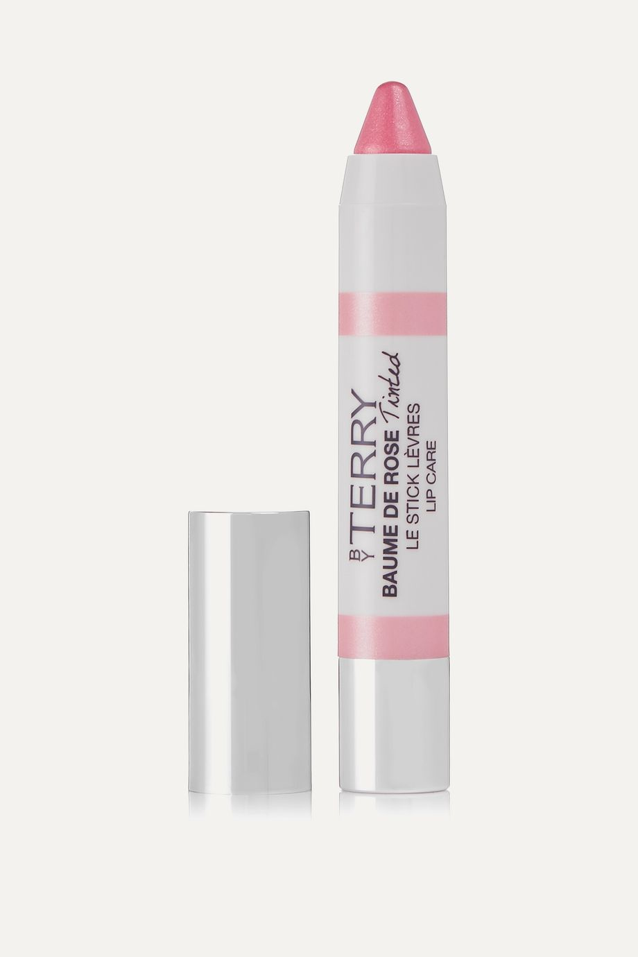 BY TERRY Baume de Rose Tinted Lip Care - Candy Rose No.01