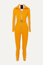 Cordova Cordova striped ski suit