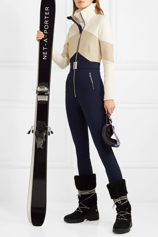 Cordova The Alta belted stretch ski suit