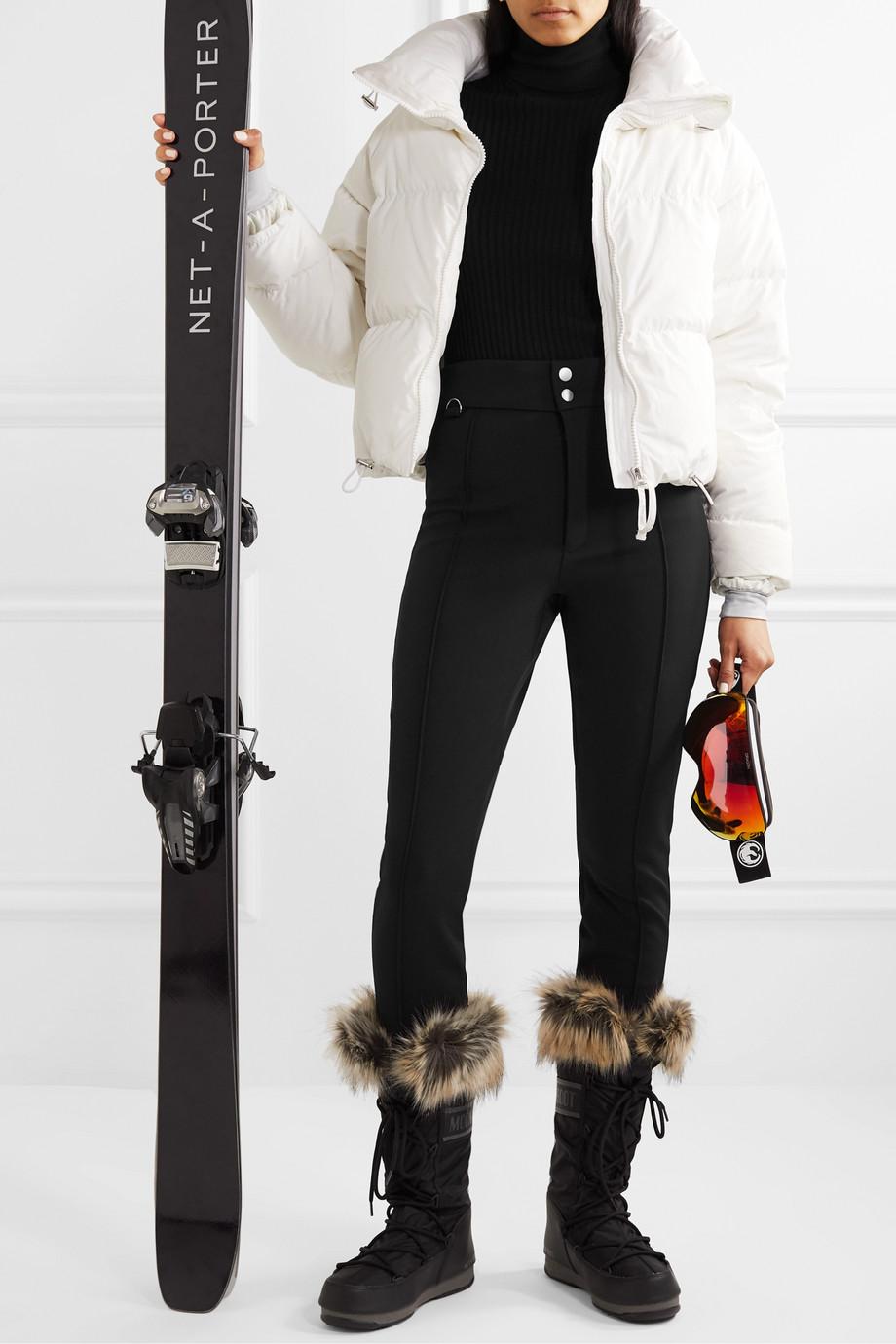 Cordova Pantalon de ski slim en tissu technique stretch Val d'Isère