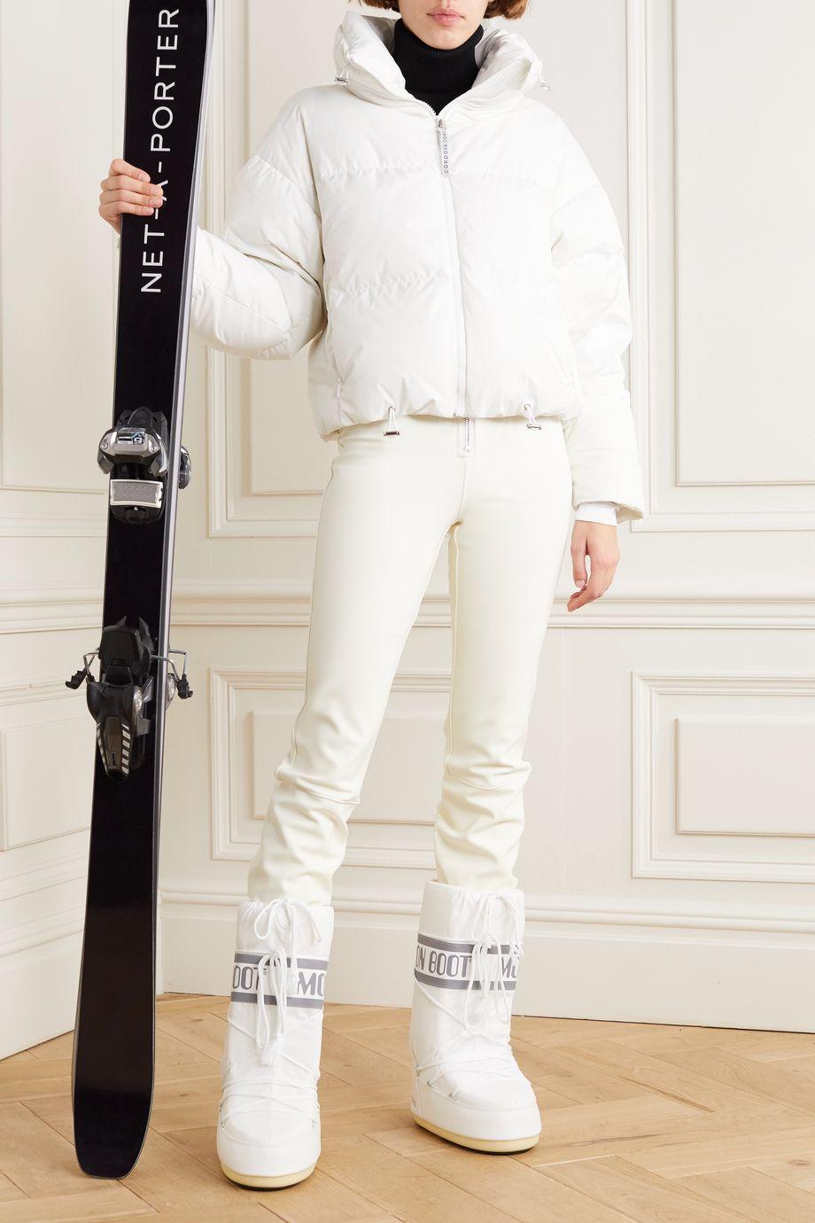 Cordova Mont Blanc quilted down ski jacket