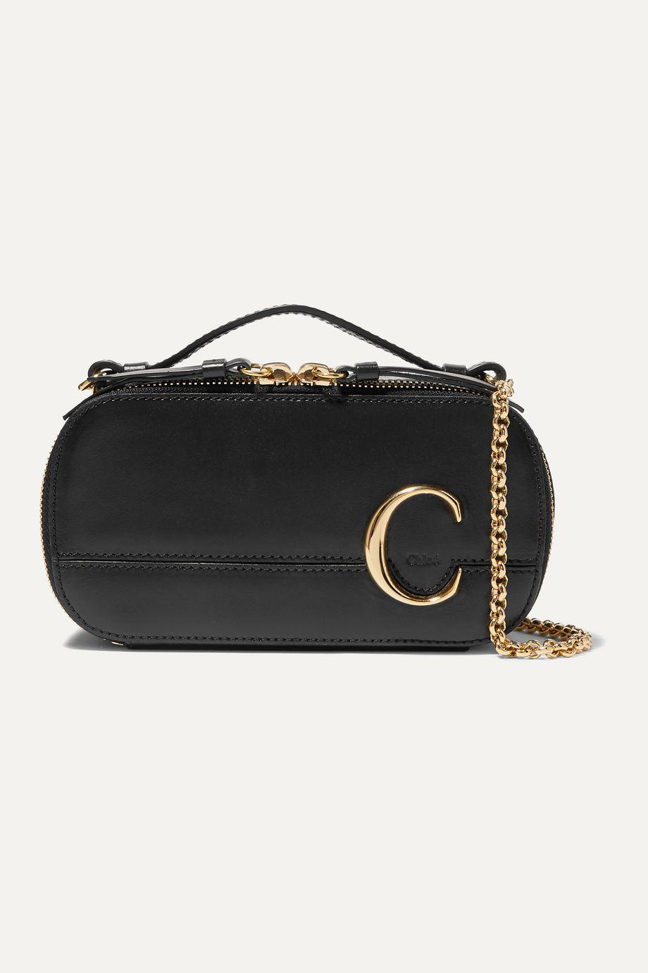 Chloé Chloé C leather shoulder bag