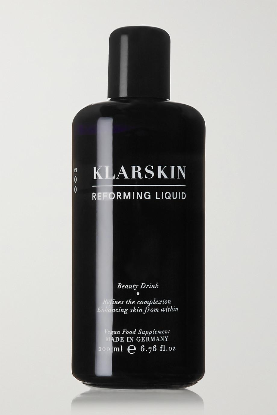 Klarskin Reforming Liquid, 200 ml – Nahrungsergänzungsmittel