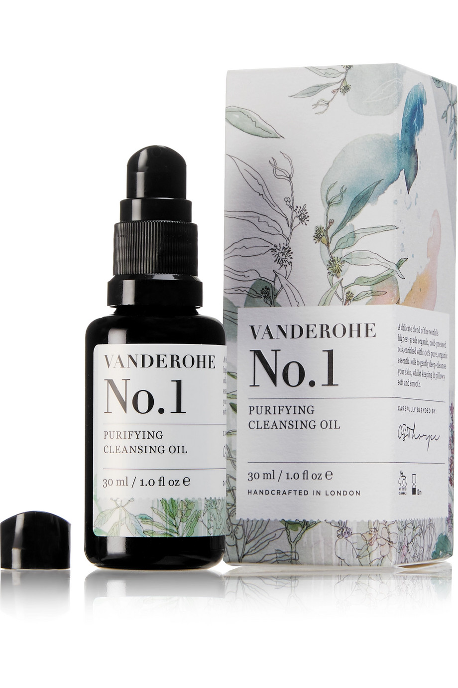 Vanderohe No.1 Purifying Cleansing Oil, 30ml