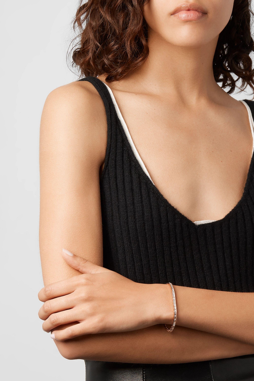 Anita Ko Martina 18-karat rose gold diamond bracelet