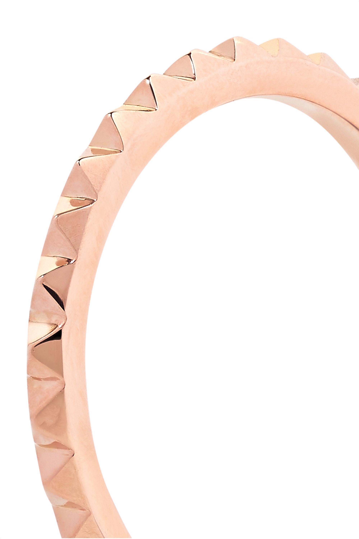 Anita Ko Spike 18-karat rose gold eternity ring
