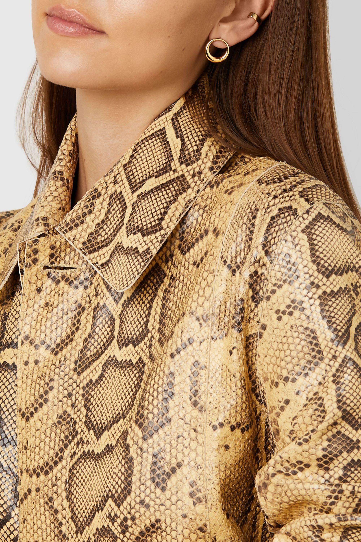 Anita Ko Galaxy 18-karat gold earrings