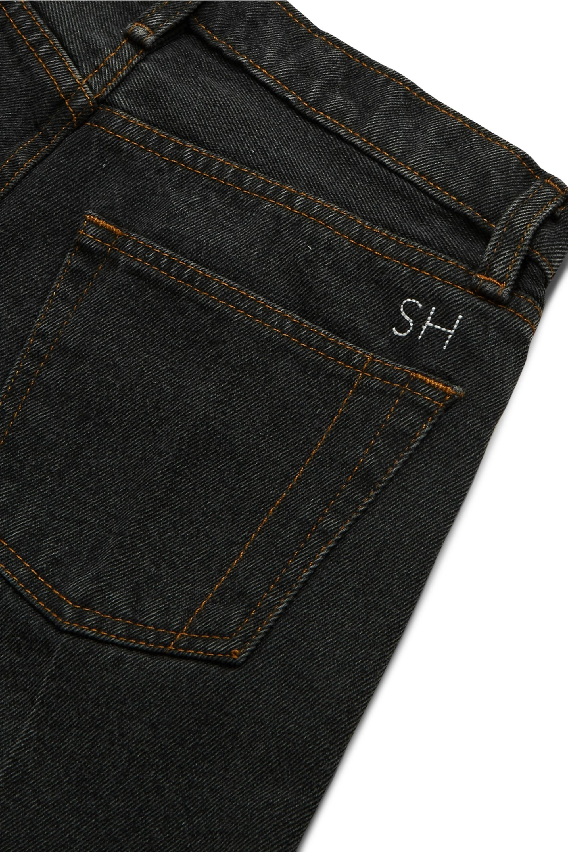 Still Here Childhood high-rise straight-leg jeans