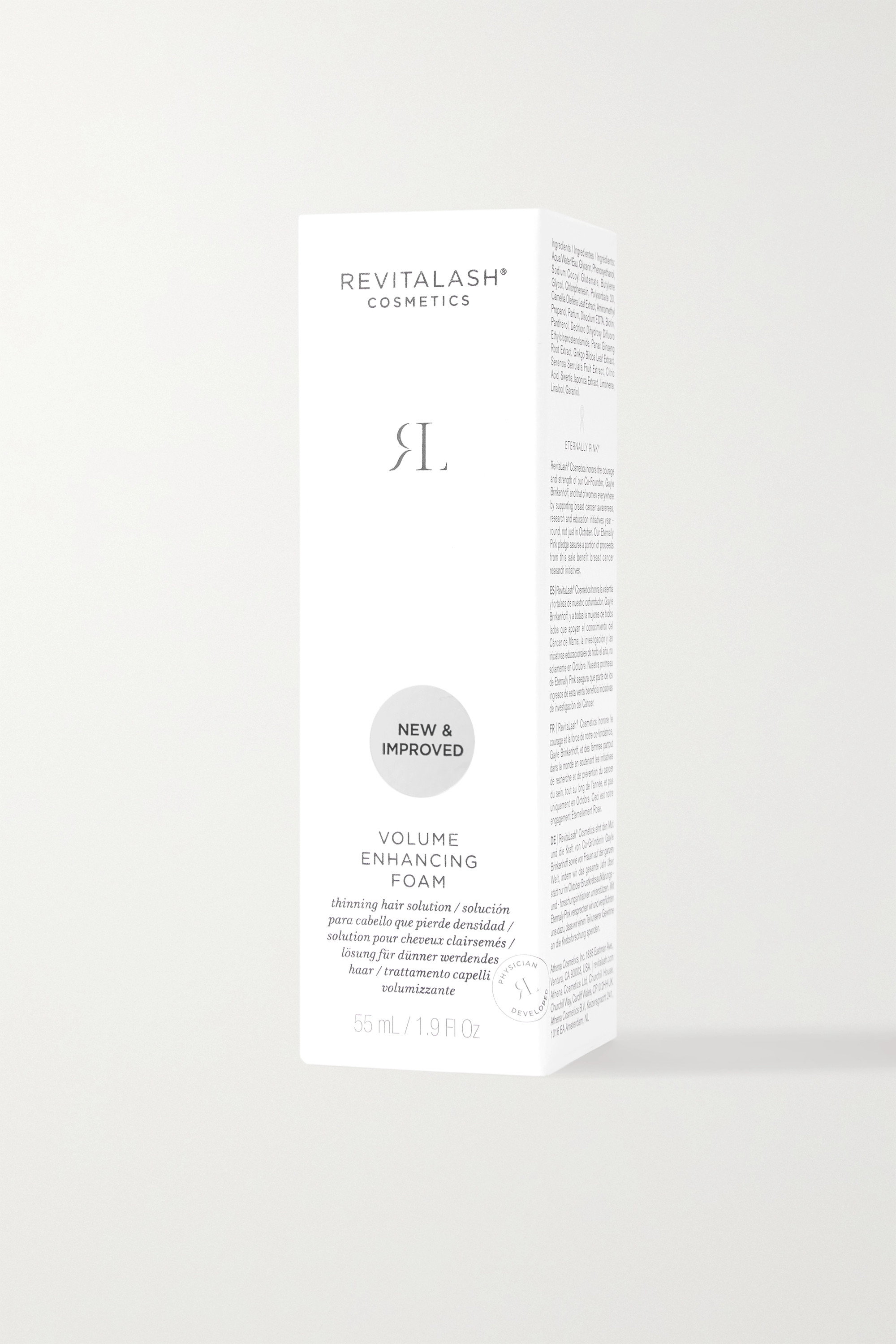 REVITALASH Volume Enhancing Foam, 55ml