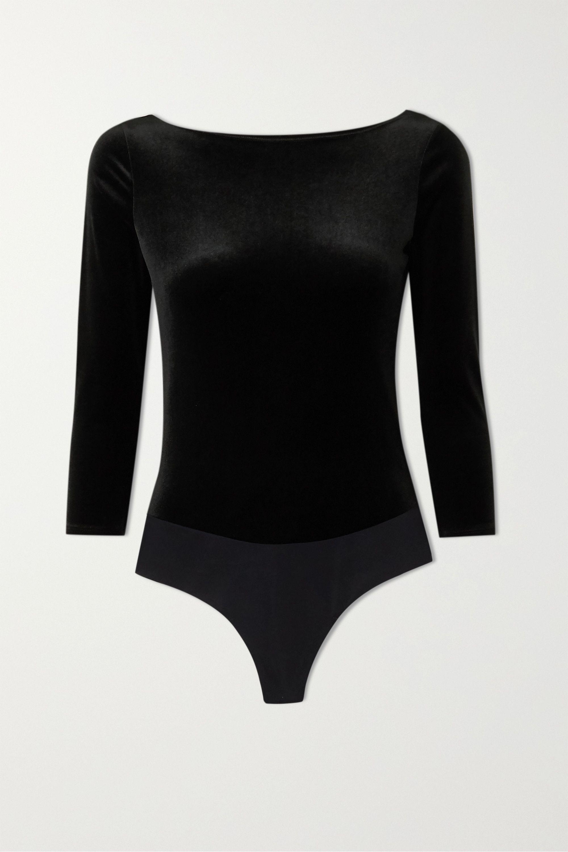 Commando Velvet bodysuit