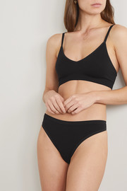 Commando Minimalist stretch-jersey thong