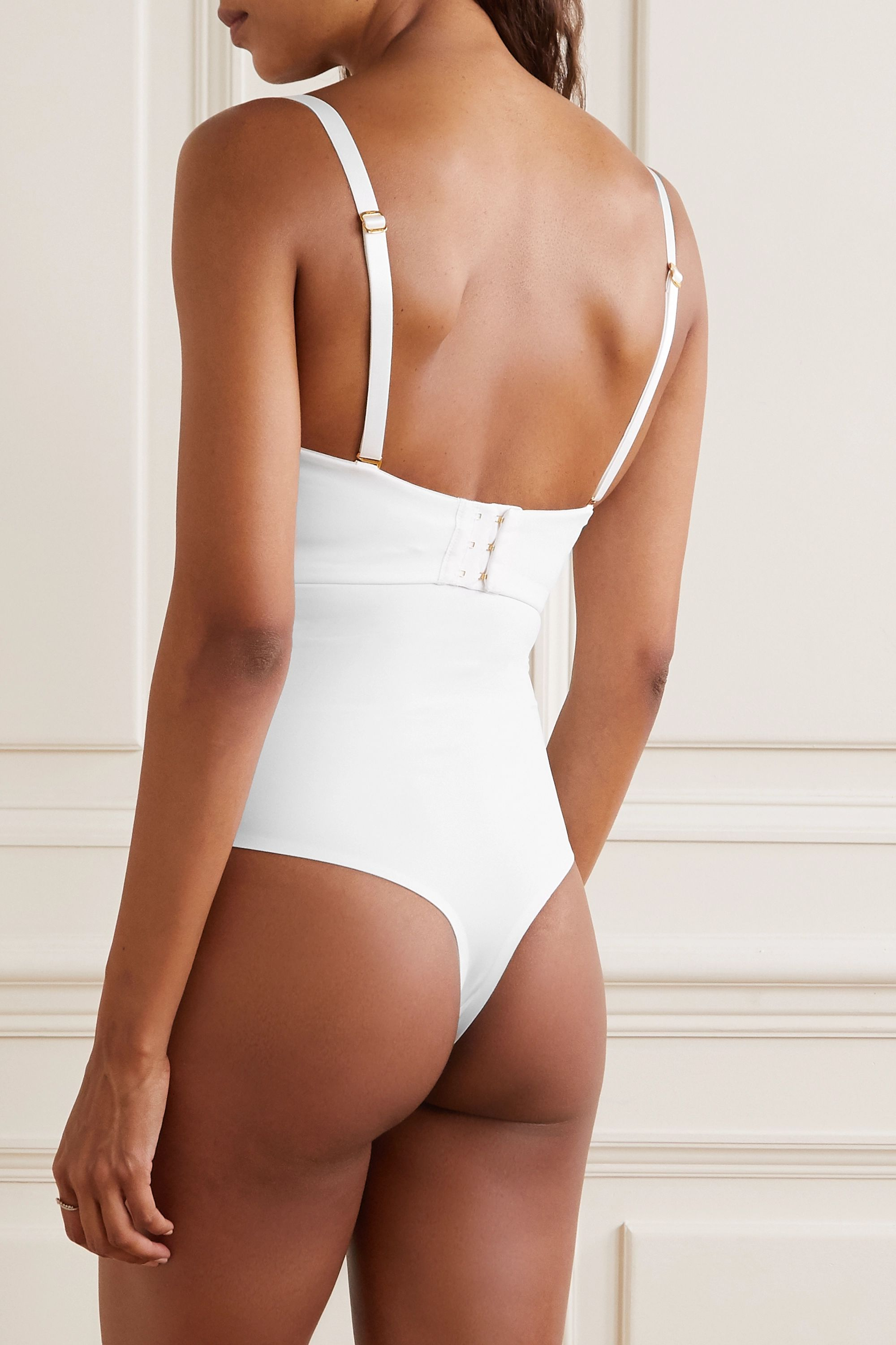 Agent Provocateur Dion stretch-jersey thong