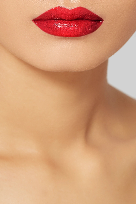 Gucci Beauty Rouge à Lèvres Satin - Eadie Scarlet 502