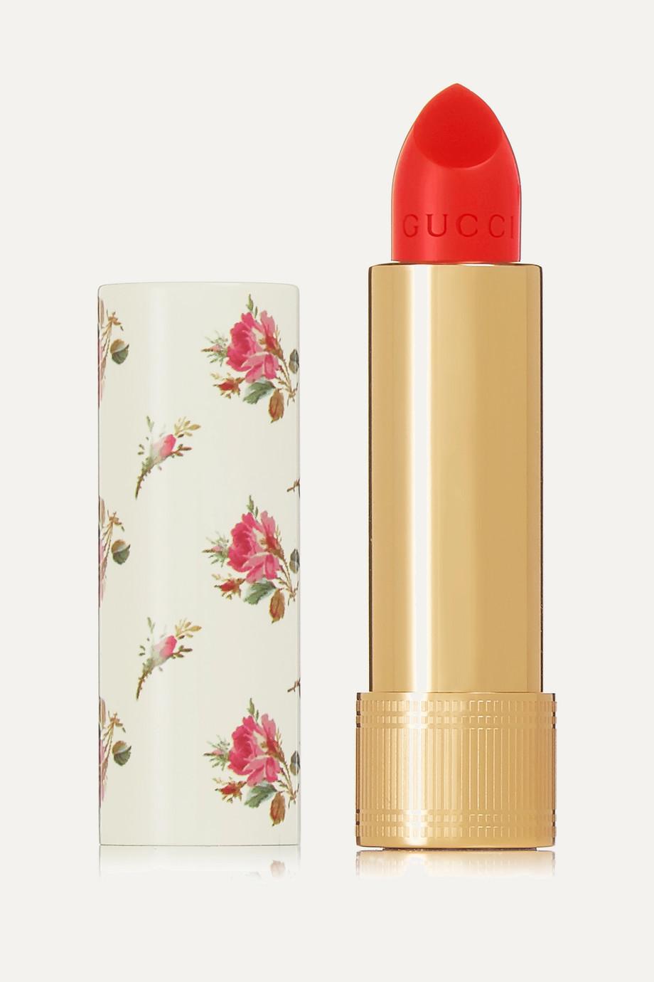 Gucci Beauty Rouge à Lèvres Voile - Agatha Orange 302