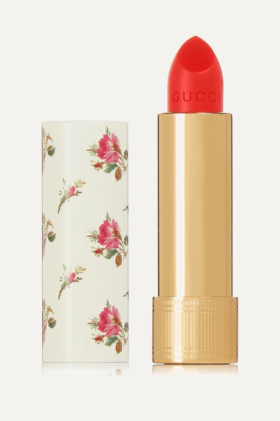 Gucci Beauty Rouge à Lèvres Voile - Odalie Red 500