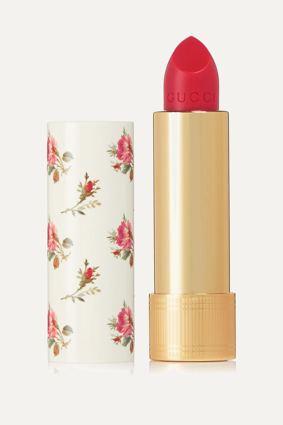 Gucci Beauty Rouge à Lèvres Voile - Eadie Scarlet 502