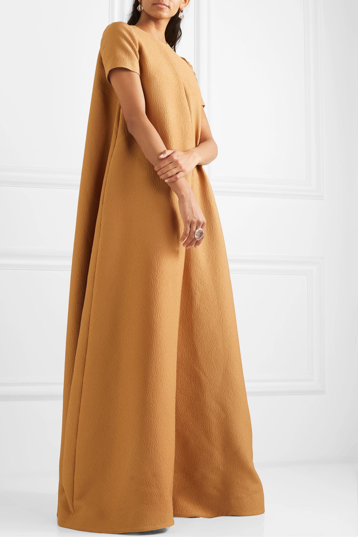 Emilia Wickstead Prynella cloqué gown