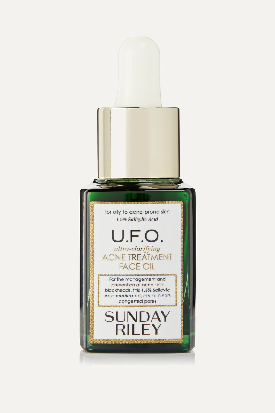 Sunday Riley U.F.O. Ultra-Clarifying Face Oil, 15ml