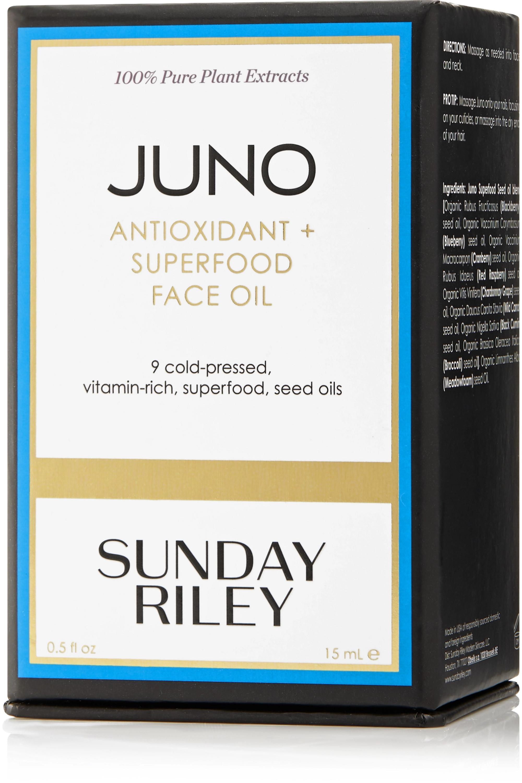 Sunday Riley Juno Antioxidant + Superfood Face Oil, 15ml