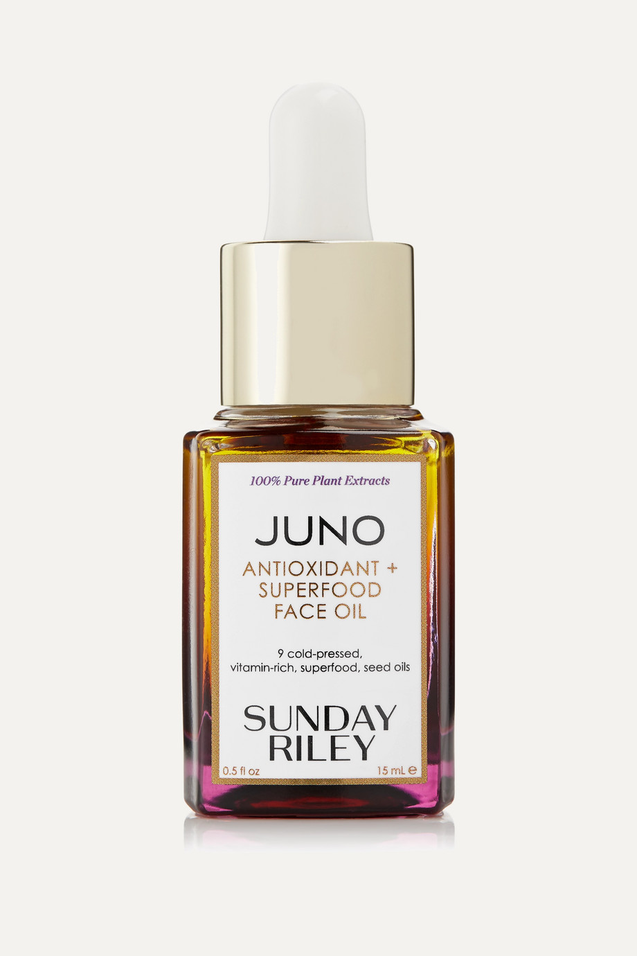 Sunday Riley Juno Antioxidant + Superfood Face Oil, 15ml